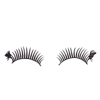 Fantasy Lashes black star