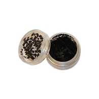 Rohglitter black Diamond