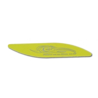 Flipper yellow slim 240/240 2mm