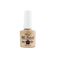Gelish pink purple - N034